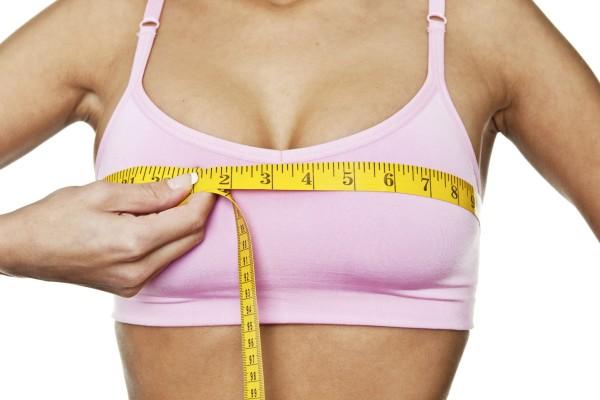Técnica aumento mamario
