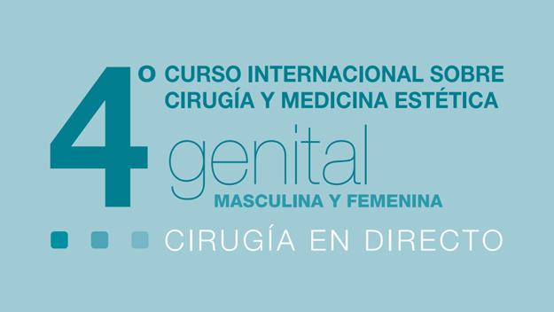 Curso Cirugía Estética genital