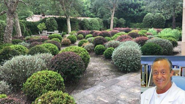 jardín Julio Millán
