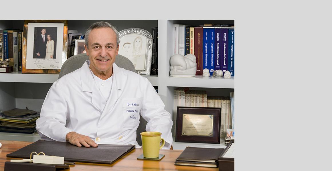 cirujano plástico dr Julio Millán Mateo