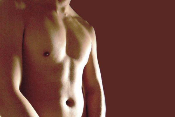 Ginecomastia masculina: Hombres con pecho