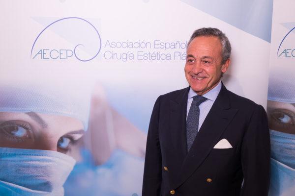 El Dr. Millán asistió alCongreso anual AECEP MEETING 2018