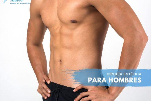 Cirugía Estética Hombres