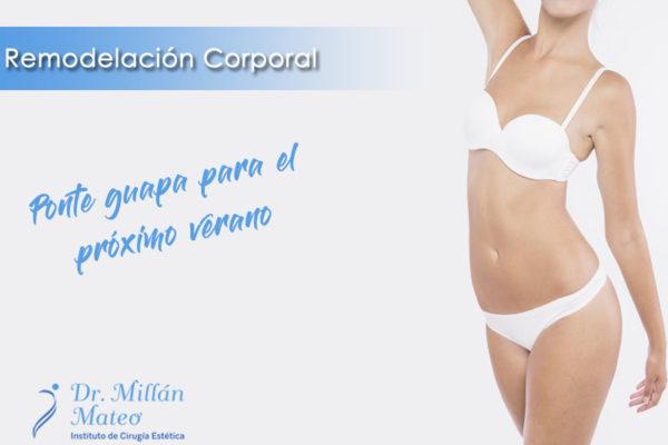 Remodelación corporal para Mujer - Ponte guapa para el próximo verano